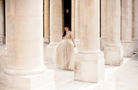 séance trash the dress au palais royal